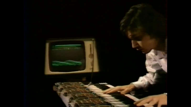 1981 - Jean-Michel Jarre - Magnetic Fields, Pt. 2