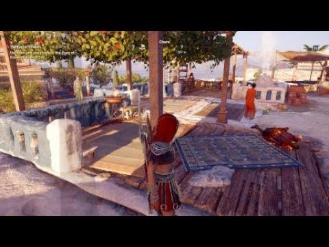 Assassin's Creed Odyssey - I like my npcs Well Done