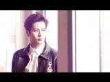[Видео] 180430 Джексон на фотосессии для британского модного журнала «Glass Men»