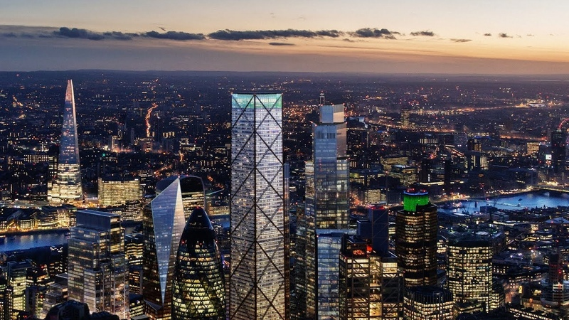 A Thriving City The changing face of the City of London