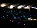 130511 Dream Concert Shawol singing 'Sherlock' during a break time