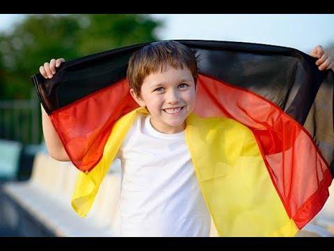 0076 КАК СКАЗАТЬ ПО АНГЛИЙСКИЙ И ПО КИТАЙСКИ - Я ВЫРОС В ГЕРМАНИИ, I GREW UP IN GERMANY, 我在德国长大