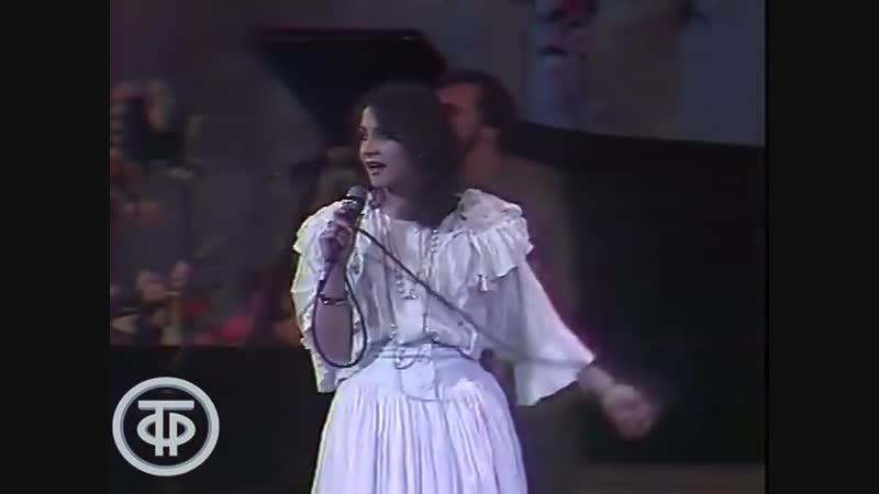 """Группа _""""Яблоко_"""" и Марина Капуро - Маменька (Серая лошадка) (1990)"""