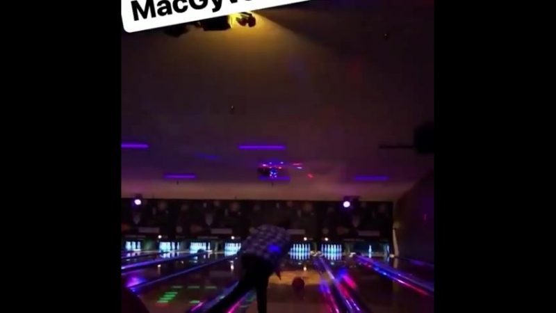 MacGyver Wrap party