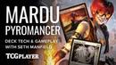 Mardu Pyromancer Seth Manfield