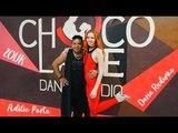 Adilio Porto (Brazil) and Daria Rudenko (Russia) | Demo Brazilian Zouk | Krasnoyarsk | 2018
