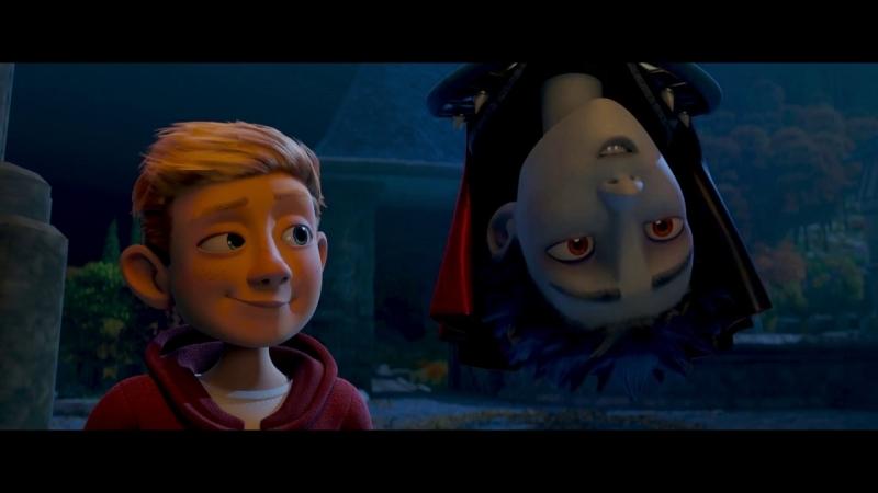 Маленький вампир (2017) HD