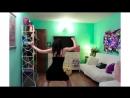 Сексуальный танцы Кати Клэп попка и сисечки Твои Блогерши