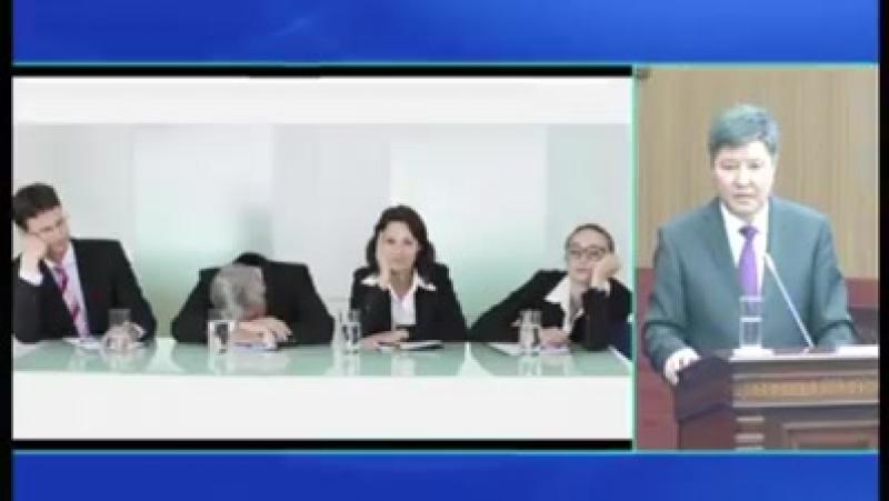 Пример для нашего Генпрокурора. Выступление генерального нового прокурора Казахстана Жакипа Асанова