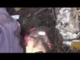 18+ Брошенные трупы солдат ВСУ и разбитая техника под Дебальцево