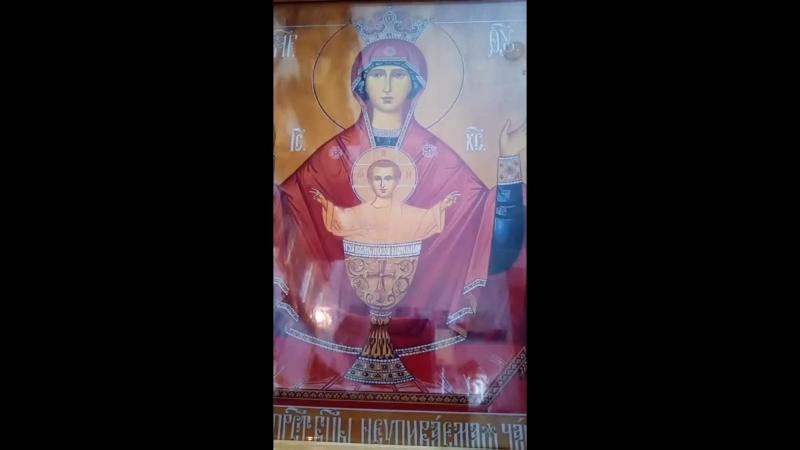 Акафист Иконе Матери Божьей Неупиваемой Чаше