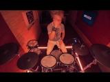 Limp Bizkit - My Generation - Whoa! Whoa! drum cover