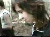Бухие малолетки в лесу