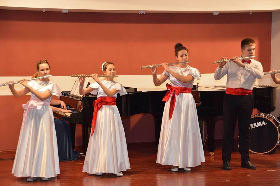Фестиваль «Весенние флейты» прошел в Лианозове