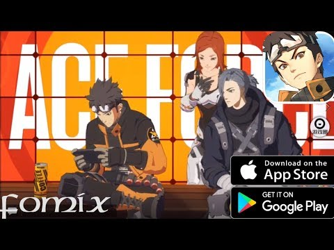 Ace Force (Клон Overwatch) - первый взгляд, обзор (Android Ios)
