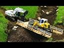 BRUDER and more RC toys - modellbau Wels 2017 megamix - trucks, excavators, tractors!