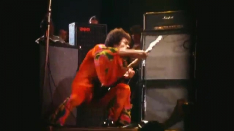 Jimi Hendrix Bleeding Heart