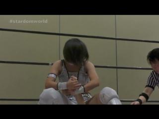 Stardom 3.03.18 Hiromi Mimura vs. Konami