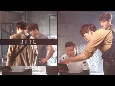 [BRTC/비알티씨] 김종국, 매니저와 꿀케미 선사한 광고 촬영 현장 공개!