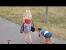 Самое прикольное видео с девушками Хорошая музыка Полюби меня такой какая я есть 1