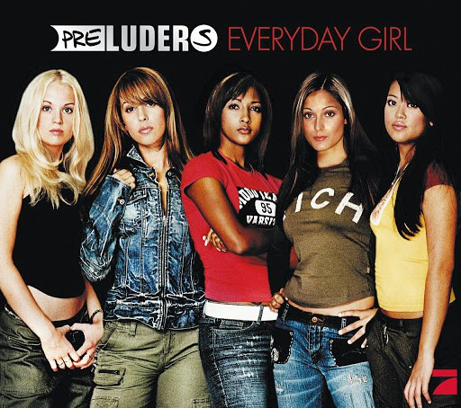 Preluders альбом Everyday Girl