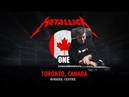 Metallica - One - Live @ Rogers Centre, Toronto, July 16, 2017 (keyboard cover)