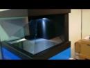 Голографическая 3D пирамида! Компания Гефест Проекция предоставила в аренду новую голографическую пирамиду 61 и произвела контент по сценарию компании Russcarton!