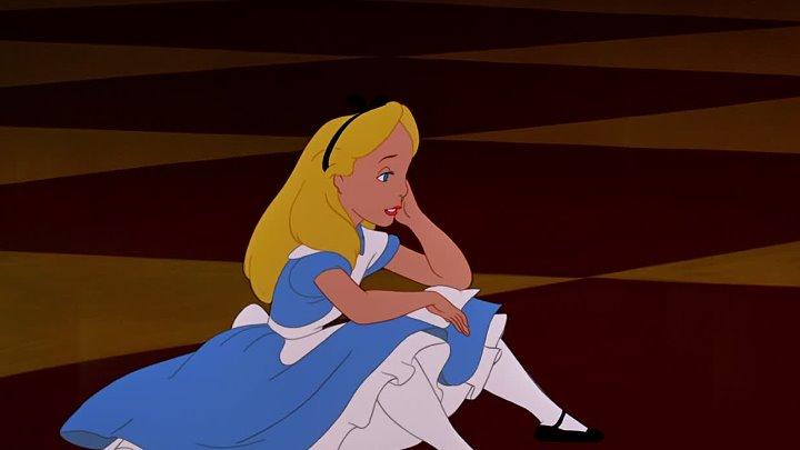 Алиса в стране чудес / Alice in Wonderland [1951] [BDRip]