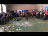 📀Сборка автоматов, перенос боеприпасов и другие эстафеты в честь 100-летия Красной армии | #стрим55