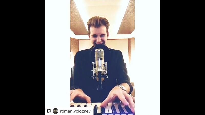 Это 10 баллов 🙌 😎 @roman.voloznev nyusha nyushaтаю team newvideo love премьера амылетатьнебоимся lyrics dreamtrips меч
