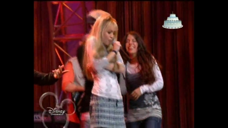 Hannah Montana — True Friends (Канал Disney)