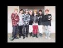 """`RADIO:СUT` 171215 Бантан на японском радио """"School of Lock""""."""