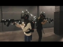 Девушки против зомби!