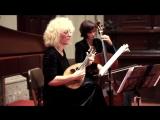 Domenico Scarlatti - Sonata in re min per mandolino e b.c., K 89 - D. Frati, S. Bennici, D. Roi