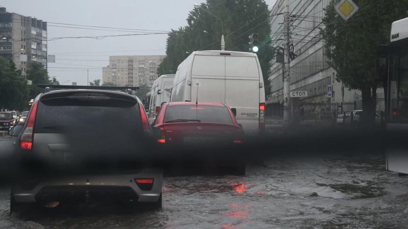 Дождь нас конечно огорчит, но не остановит! Воронеж, май 2018