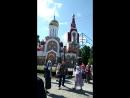 Серафимо Турнаевский крестный ход 31 июля 2018 Видео Анны Кормилицыной