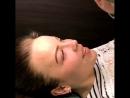 Перманентный макияж бровей сразу после процедуры Мастер Кристина