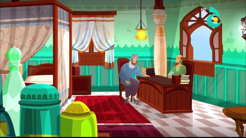 مسلسل علماء المسلمين الحلقة التاسعة عشر 19 ا