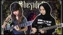 Beside Aku Adalah Tuhan Guitar Bass Cover by Mel ft Deana Struggle