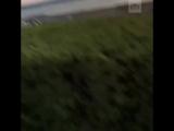 В США сотрудник авиакомпании угнал из аэропорта Сиэтла пустой пассажирский самолет и разбился в заливе