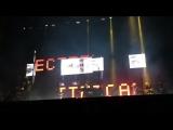 Massive Attack - Inertia Creeps (Live @ Park Live Festival, 2018)