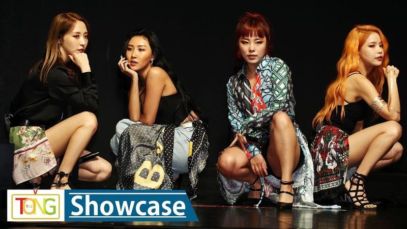 MAMAMOO(마마무) 'Sleep In The Car' Showcase Stage (Red Moon, 잠이라도 자지, Egotistic, 너나 해)