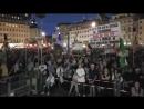 03.09.2018 Pegida live von der Frauenkirche