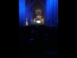 Концерте в Римско-католическом кафедральном соборе Покорители космоса, Музыка Юпитера