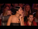 The best and most beautiful voice Hallelujah - Golden Buzzer