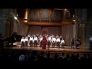 Ужгород -2018г IVвсеукраинский открытый хоровой фестиваль- конкурс Голоси Яскравої Країни