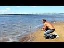 Рыбалка в Сибири. Ловля леща, сома летом на удочку.