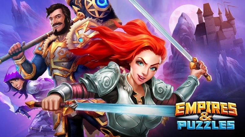 Обновление Empires Puzzles Геймплей Трейлер