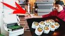 Вкусные Суши делают РОБОТЫ