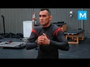Tony Ferguson Training for Khabib Nurmagomedov | Muscle Madness